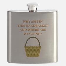 hellin a handbasket gifts pprel Flask