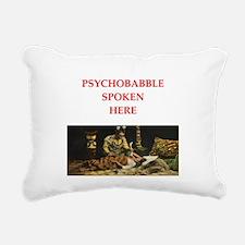 PSYCH.ology Rectangular Canvas Pillow