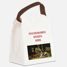 PSYCH.ology Canvas Lunch Bag