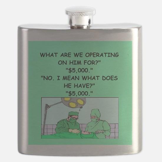 Doctor joke Flask