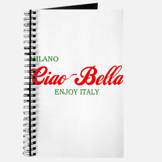 Ciao Bella MILANO Journal