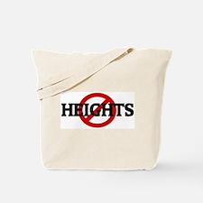 Anti HEIGHTS Tote Bag