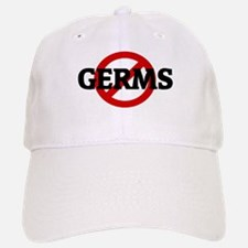 Anti GERMS Baseball Baseball Cap