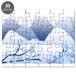 Blue Mountains Puzzle