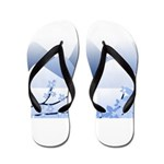 Blue Mountains Flip Flops