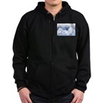 Blue Mountains Zip Hoodie (dark)
