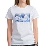 Blue Mountains Women's T-Shirt