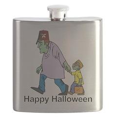 The Kindly Shriner Flask