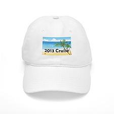 Cruise 2013 Baseball Baseball Cap