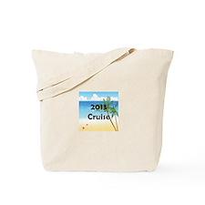 Cruise 2013 Tote Bag