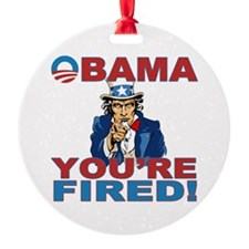 obama your fired.png Ornament