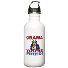 obama your fired.png Water Bottle