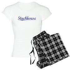Stackhouse, Blue, Aged Pajamas