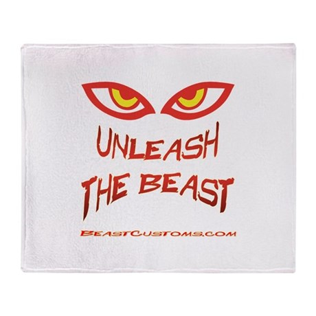 Unleash Throw Blanket