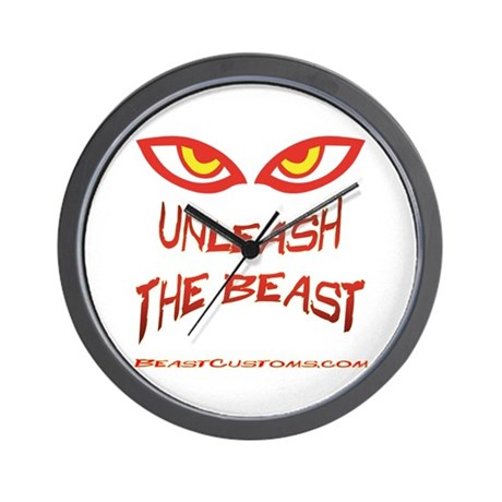 Unleash Wall Clock