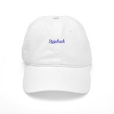 Steinbach, Blue, Aged Baseball Cap