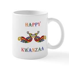 Happy Masonic Kwanzaa Mug Mugs