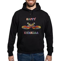 Happy Masonic Kwanzaa Hoodie