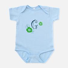 Letter G Infant Bodysuit