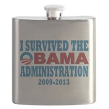 Survived Obama Flask