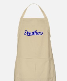 Struthers, Blue, Aged Apron