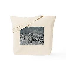 Paulet Island Tote Bag