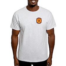 Kennebunkport ME - Sand Dollar Design. T-Shirt