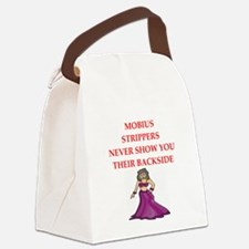 MOBIUS2.png Canvas Lunch Bag