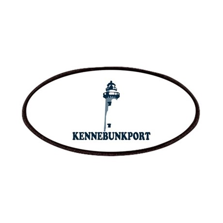 Kennebunkport ME - Lighthouse Design. Patches