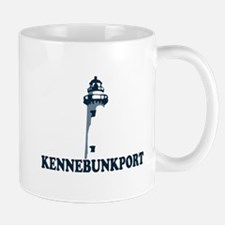 Kennebunkport ME - Lighthouse Design. Mug