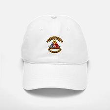 Army - DS - 3rd AR Div Baseball Baseball Cap