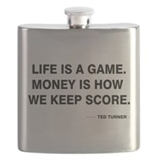 Life is a game Flask