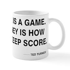 Life is a game Mug
