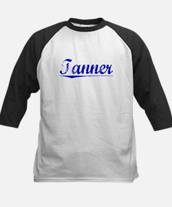 Tanner, Blue, Aged Tee
