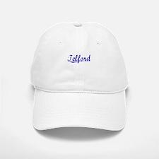 Telford, Blue, Aged Baseball Baseball Cap