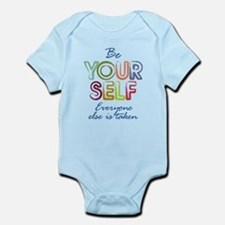 Be yourself Onesie