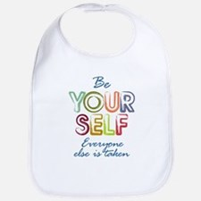 Be yourself Bib