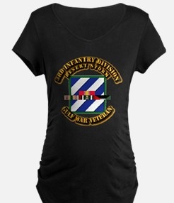 Army - DS - 3rd INF Div T-Shirt