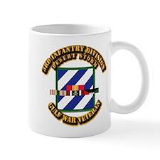 Army - DS - 3rd INF Div Mug