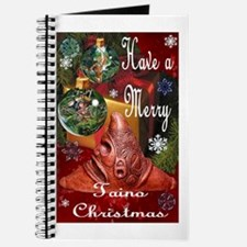 NEW TAINO CHRISTMAS CARD 2 Journal