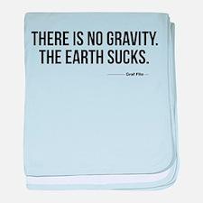 Gravity baby blanket