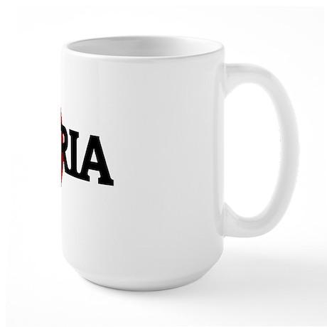 Anti BACTERIA Large Mug