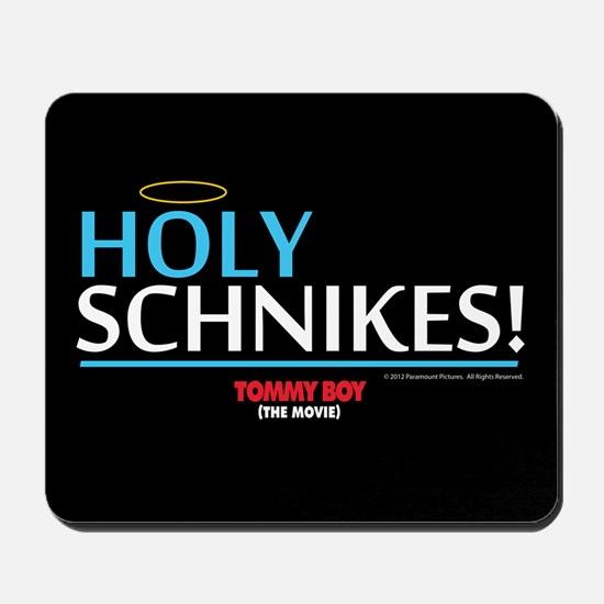 Holy Schnikes Mousepad