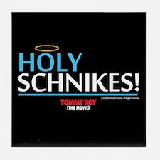 Holy Schnikes Tile Coaster