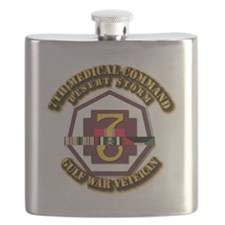 Army - DS - 7th MEDCOM Flask