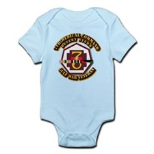 Army - DS - 7th MEDCOM Infant Bodysuit