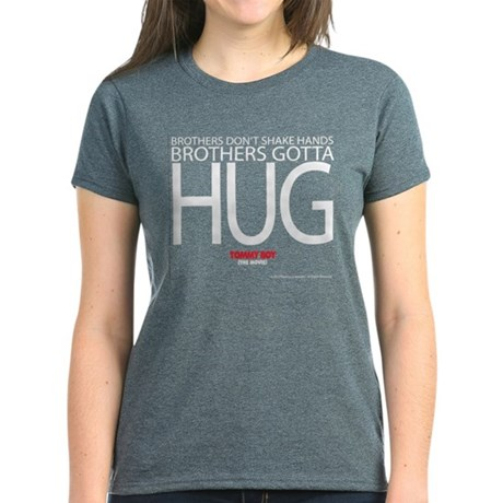 Hugs Women's Dark T-Shirt