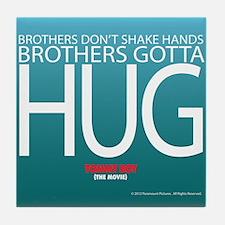 Hugs Tile Coaster