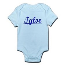 Tylor, Blue, Aged Infant Bodysuit