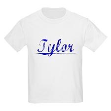 Tylor, Blue, Aged T-Shirt